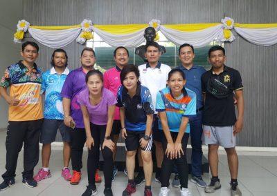 National team athelete medical examination