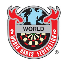 Official World Darts Federation (WDF) membership certificate