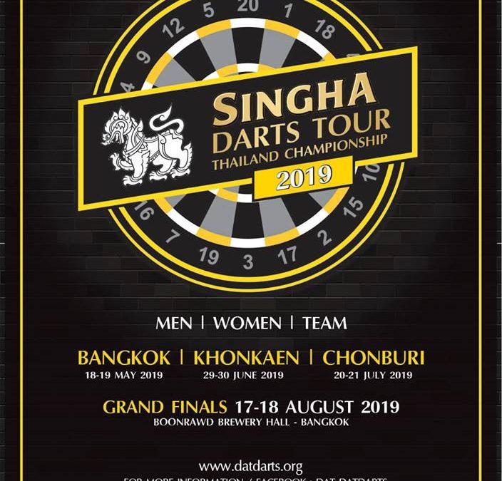 SINGHA DART TOUR