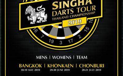 SINGHA DARTS TOUR