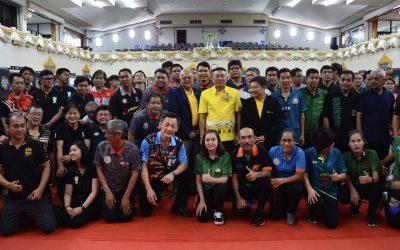 นักกีฬาที่ร่วมเข้าแข่งขัน Singha Darts Tour Thailand Championship 2019 สนามที่ 2 @ Khonkaen 29-30 June 2019