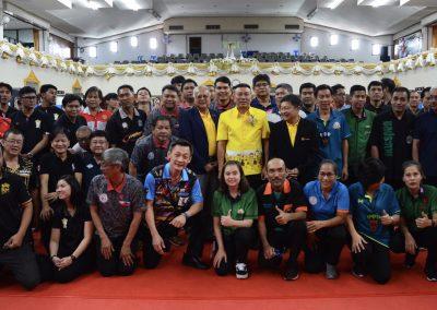 ภาพบรรยกาศ งานแข่งขัน Singha Darts Tour @ Khonkaen / 29 June 2019