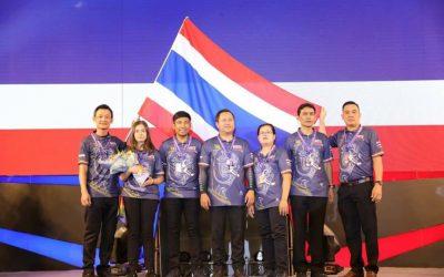 รายงานผลการแข่งขันรายการ CAADA 2019 ณ ประเทศจีน