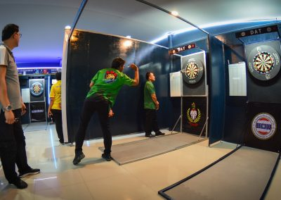 ภาพบรรยากาศ การแข่งขัน SINGHA Darts Tournament Thailand CHAMPIONSHIP 2020/2021